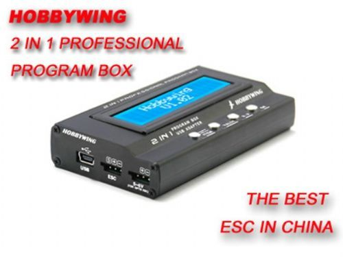 Hobbywing 2 IN 1 Professional Program Box
