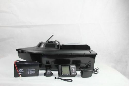 Bait Boat With Fish Finder Newest JABO 2D RC