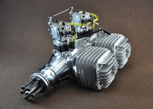 DLA DLA116i2 116CC rc model gas engine for fixed-wing