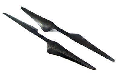 17x 5.5 Carbon Propeller Set (one CW, one CCW)