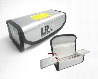 LIPO safe bag 185*75*60MM