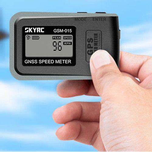 SKYRC GSM-015 GPS Speed Meter GNSS GPS Speed High Precision