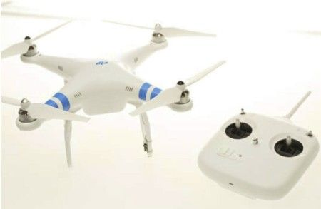 DJI Phantom 2 RC Quadcopter GoPro Zenmuse Gimbal Ready