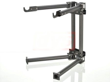 Brushless Gimbal Stand DYS Debugging Support Carbon FiberHHG-SDY