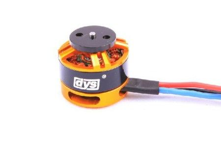 DYS BE1806 / 1400KV 2-4S OutrunnerMotor for Mini Multicopters