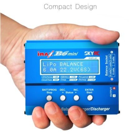 IMAX B6 MINI Professional Balance Charge/Discharger