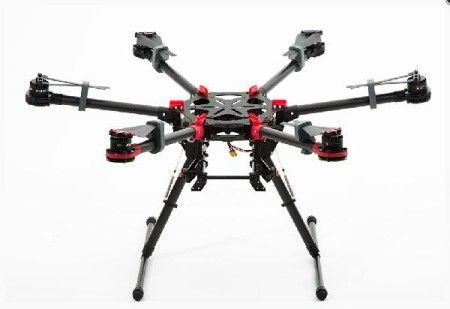 DJI Spreading Wings S900 Frame Kit