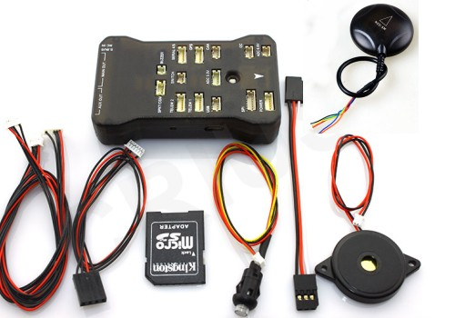 PX4 Pixhawk V2.4.5 32Bits Flight Controller with Ublox NEO-6N GP