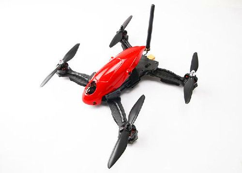 280mm FPV 4-Axis Racing Mini Quadcopter with All-in-one FC