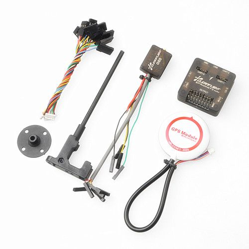SP Pro Racing F3 6DOF Acro Flight Controller with M8N-GPS OSD