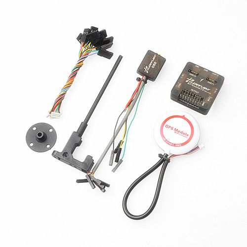 SP Racing 10DOF F3 Flight Controller with M8N GPS OSD COMBO