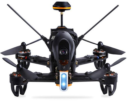 F210 Walkera 4-Axis Racing Quadcopter Drone RTF