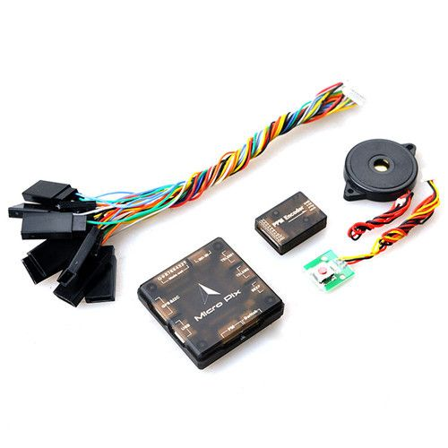 Pix Hawk Micro Racer 32bit Flight Controller for FPV Multicopter