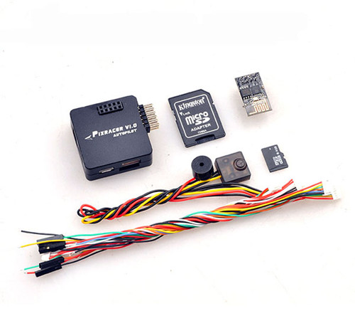 Pixracer Autopilot Xracer V1.0 FC BLACK Mini PX4 Built-in Wifi