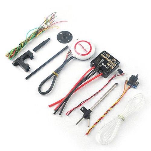INAV F4 Flight Controller FC with OSD Buzzer 5V/3A BEC SBUS/PORT