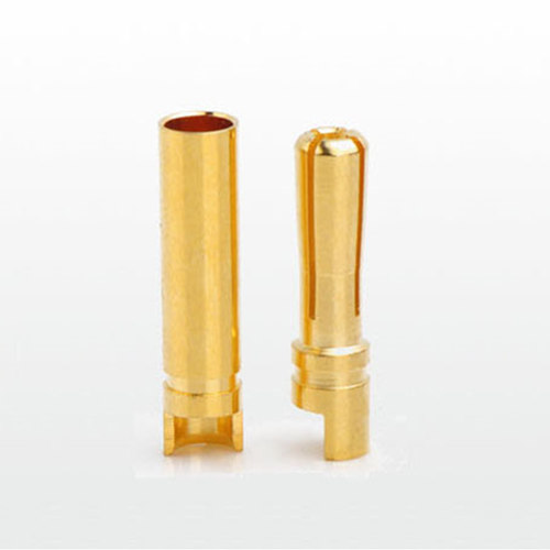 4mm Golden Plated Connector 3 pairs GC4013