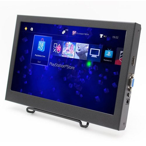 Elecrow 11.6 Inch 1920X1080 HDMI VGA Portable Monitor 1080P LED
