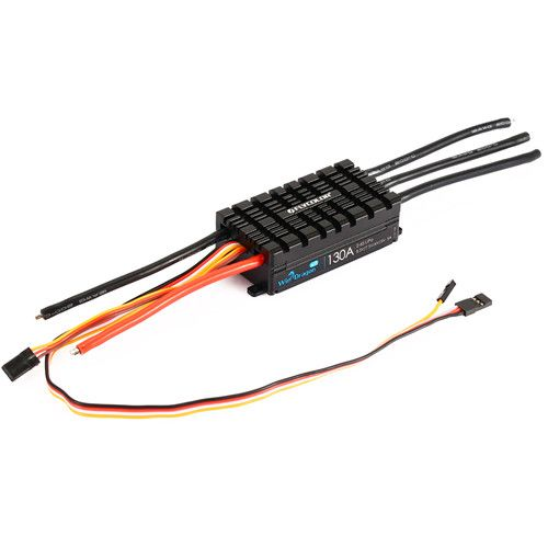 Flycolor WinDragon 130A ESC Aircraft ESC Brushless Motor