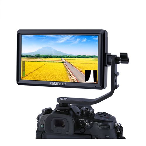 FEELWORLD S55 5.5 inch DSLR Camera Monitor 4K HDMI LCD IPS