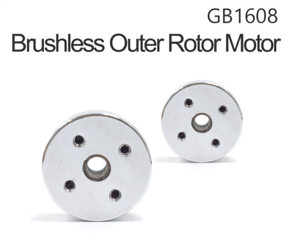 Mini BGC brushless dc gimbal motor hollow shaft
