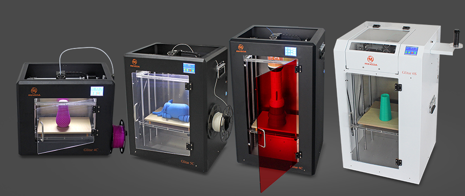 mingda glitar 3d Printer