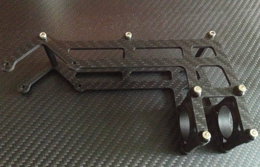 Z axis battery tray cage 3S-4S
