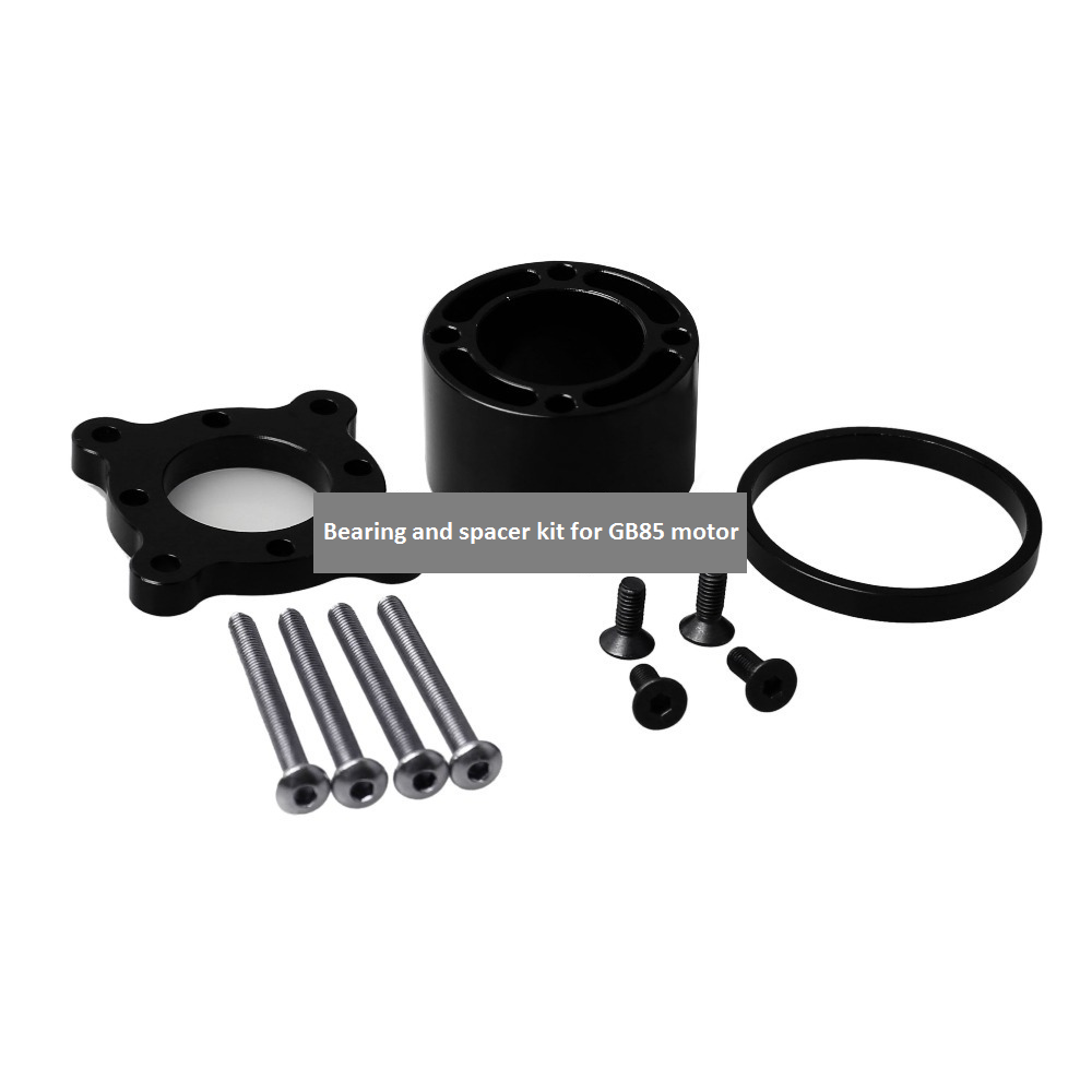 Bearing and spacer kit for GB85 motor cage