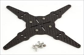 Octocopter camera mount plates