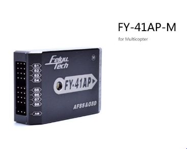 Feiyu Tech FY-41AP-M & GPS Autopilot For Multi-rotors