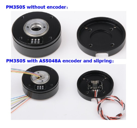 BGC Encoder Motor PM2804 AS5048A encoder built inside