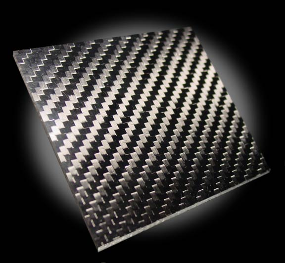 Carbon fiber sheet 400X500 3.0MM Thickness