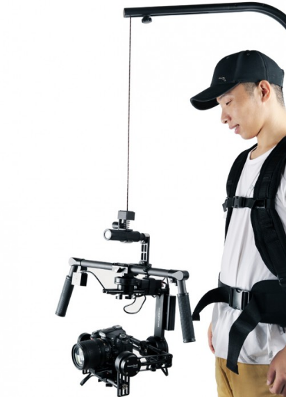Gimbal Support Vest for DSLR SteadyGim6 PLUS or similar Gimbal