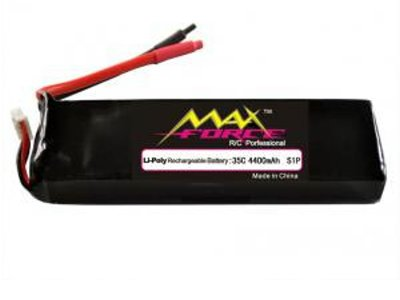 Maxforce 11.1V 4400mah 35C Battery For 650 4-axis