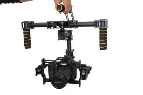 DYS Handheld 3-Axis Camera Brushless Gimbal for Canon 5D2 Kit