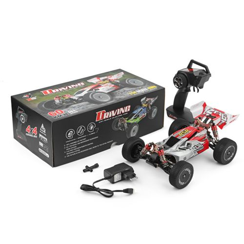 WLtoys 144001 2.4G 1:14 4wd Racing RC Car