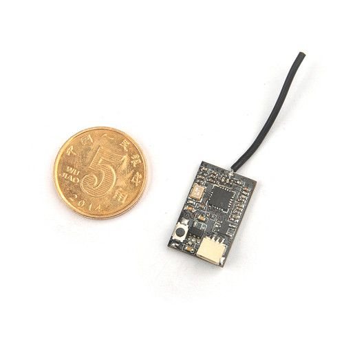 Flysky FS82 MICRO 2.4G 8CH Compatible Receiver With PPM I-Bus Ou