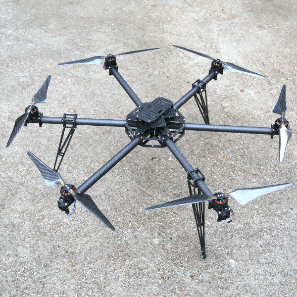 6-Axis /Hexacopter frame kit