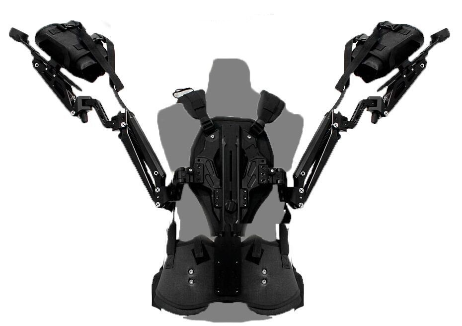 Pro BAD MAN Support ARM's Ultimate Steadicam Gimbal Support