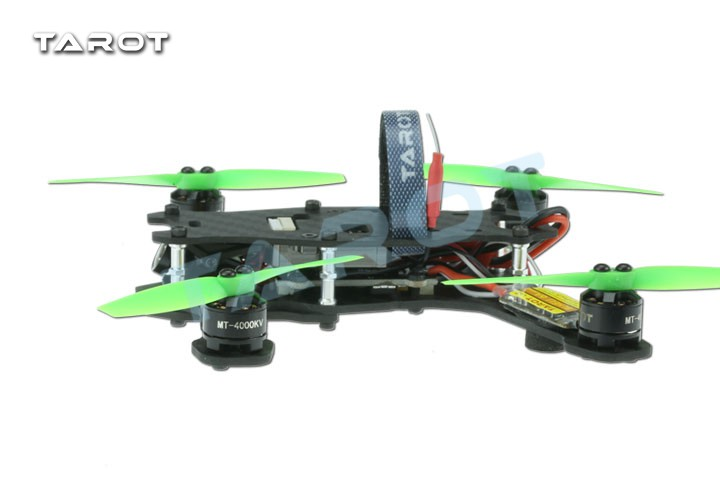 stage race through 130 FPV machine kit TL130H1