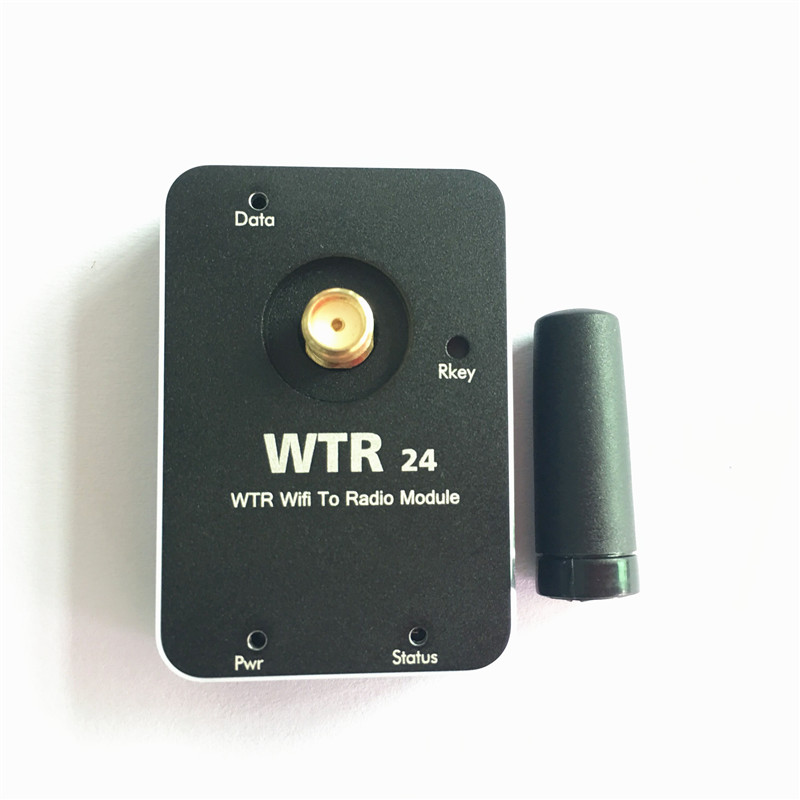 CUAV WTR24 Wifi to Radio module transfer xbee/sx/p900 data tx